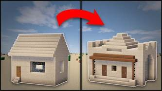 how to remodel a house minecraft how to remodel a desert village library youtube