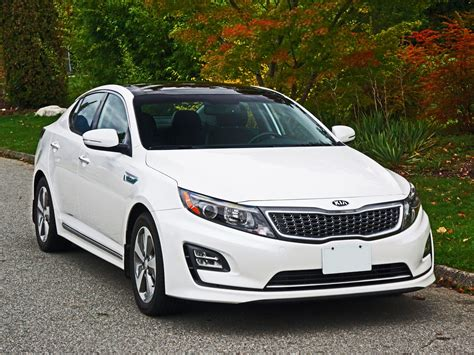 2015 Kia Optima Ex Price 2015 Kia Optima Hybrid Ex Premium Road Test Review