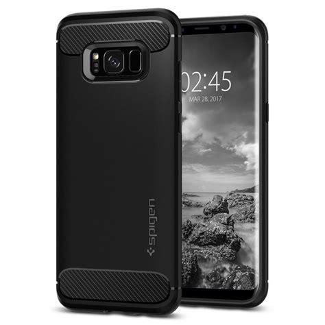 Cover Casing Armor Baby Skin Black Samsung S8 galaxy s8 rugged armor spigen inc