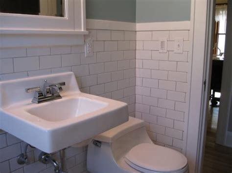 Vintage Bathroom Bungalow Bathroom Metropolis
