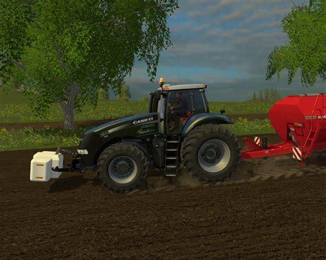 Ih 1 Black ih magnum black line edition tractor v 1 1 fs 15 mod