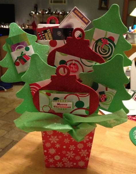 Gift Card Tree Ideas For Christmas - 1000 ideas about gift card presentation on pinterest