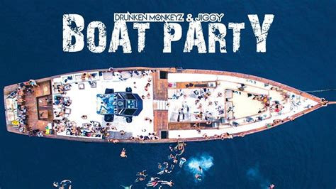 jiggy boat party bali drunken monkeyz jiggy new years affair boatparty my