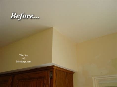 Split Level Entryway Decorating Molding Before Amp Afters Archives The Joy Of Moldings Com