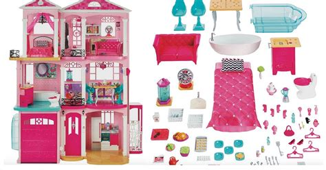 barbie dream house on sale kohl s barbie dreamhouse sale for just 92 39 after coupon codes rewards super