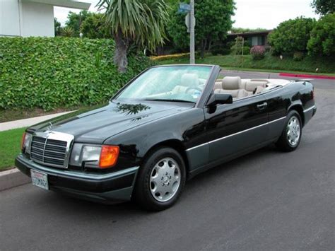 Mercedes Ca by 1993 Mercedes 300 Series Cabriolet 300ce Low