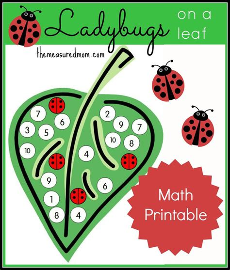 printable ordering numbers game 54 best images about bug theme for preschoolers on