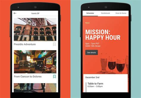 airbnb trips airbnb trips a test version of company s travel services