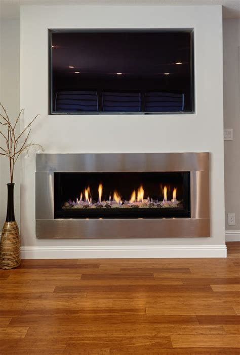 Mounting A Tv Above A Gas Fireplace Mounting A Above A