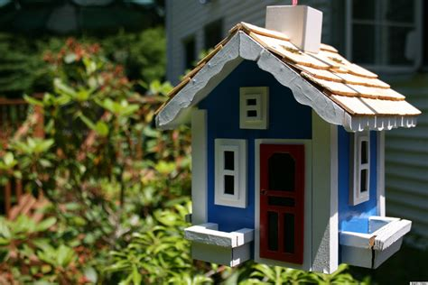 Better Homes And Gardens Decorating 12 Amazing Birdhouses That Are Better Than Your Home