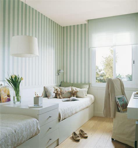 habitaciones con dos camas 30 habitaciones para m 225 s de dos ni 241 os con buenas ideas