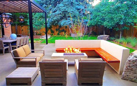 find modern outdoor furniture the wooden houses