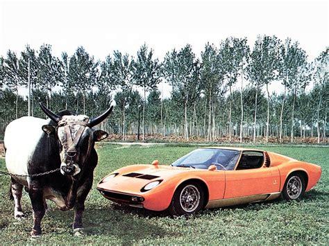 Who Invented Lamborghini Lamborghini The Italian Supercar Dynasty That Was Created