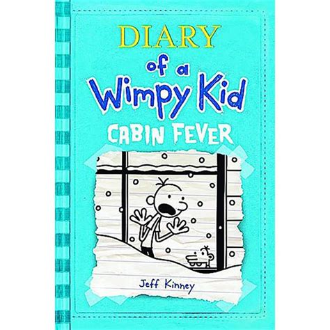 Diary of a wimpy kid on diary of day kotaksurat diary of a wimpy kid cabin fever by jeff kinney book solutioingenieria Choice Image