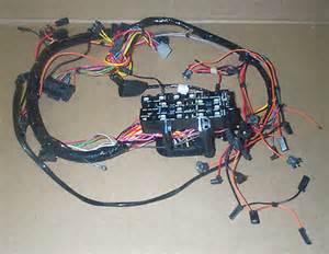 Jeep Cj7 Wiring Harness Jeep Cj Dash Wiring Harness Gt Cj5 Cj6 Cj7 Gt Oem Nos