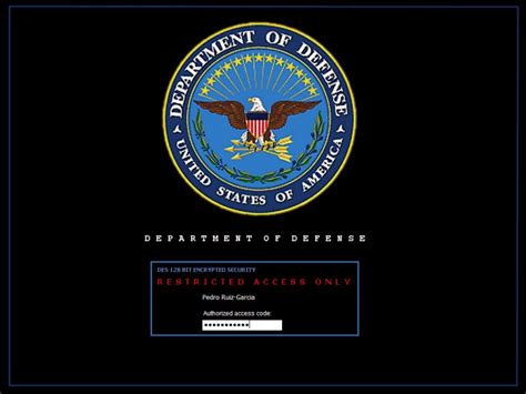 Department Of Defense Background Check Dod Terminal Logon By Aruiz1 On Deviantart