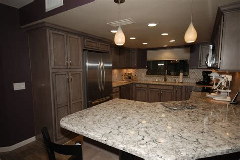 Kitchen Design Cherry Cabinets oyster ebony bellingham traditional kitchen other