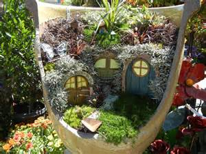 the second half who loves fairy gardens