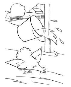 chicken sandwich coloring page buzz coloring free bread cereal coloring pages kids pinterest