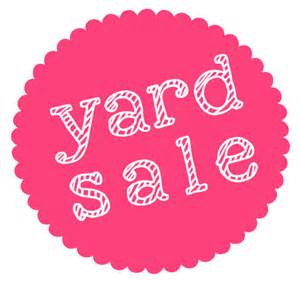 Garage Sales Saturday Pics For Gt Yard Sale Sign Business