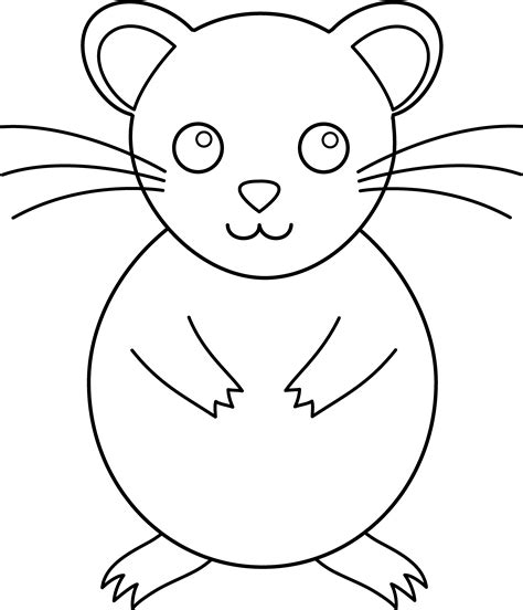 cute hamster coloring pages printable 34 cute hamster coloring pages to save gianfreda net