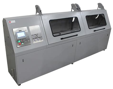 hydrostatic test bench bauer inc support equipment