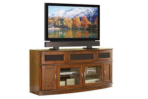 java console cantata 60 quot java tv console at gardner white