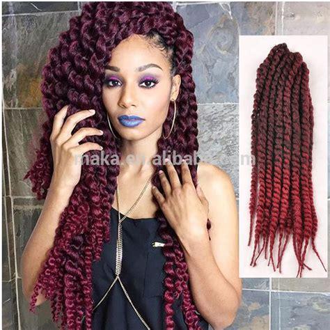 crochet braids mambo twist creatys free sle havana mambo twist crochet braids synthetic