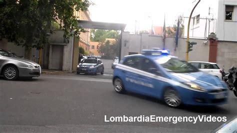 volanti polizia special uscita volanti polizia di stato roma