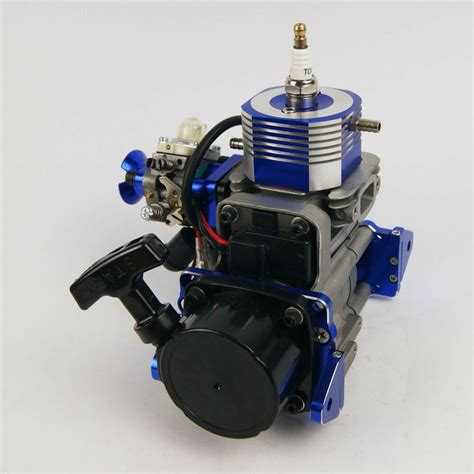 rc boat engines gas new 29cc 2 stroke rc petrol marine gas engine for racing