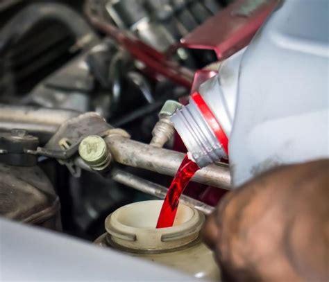 problems  face      transmission fluid