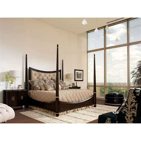 Marge Carson Bedroom by Marge Carson Rs1013 Samba Bedroom Discount Furniture At
