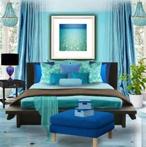 Turquoise Room Decor Turquoise On Turquoise Bedrooms Aqua And Nail Holes