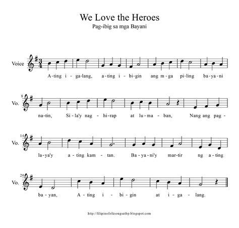 asin himig ng pag ibig with lyrics traditional folk songs american canadian