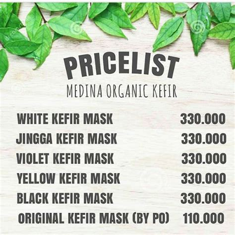 Jual Masker Kefir Medina cobain dulu yuk masker yang lagi hitzzz kefir masker