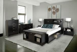 Designer Bedroom Set Prepac Series 9 Designer Bedroom Set Black Bedroom Sets Bbd 5600 Set 7