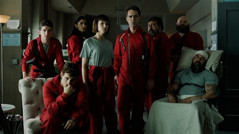 la casa the second part of la casa the papel will soon be available collater al