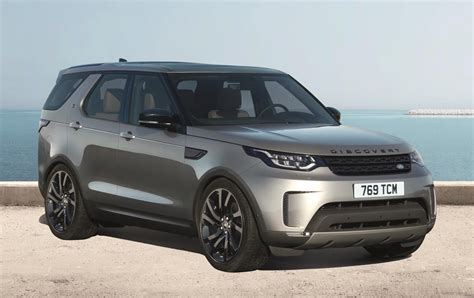 land rover diacovery new land rover discovery goes official