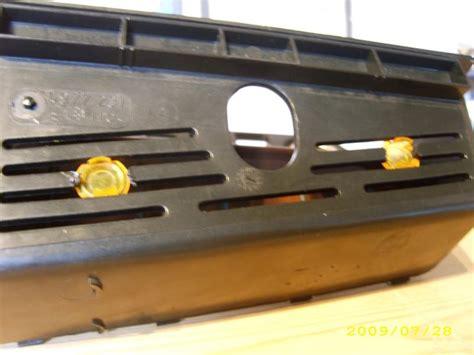 beleuchtung unterm auto beleuchtung ablagefach mittelkonsole unter bc 3er bmw