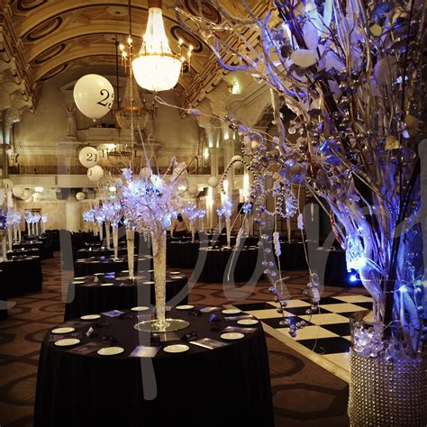 winter wonderland wedding decor so lets party