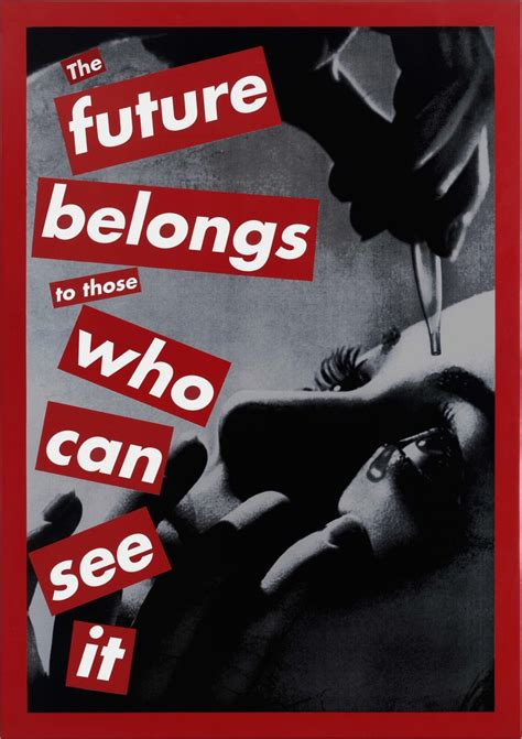 your comfort is my silence barbara kruger coeval magazine