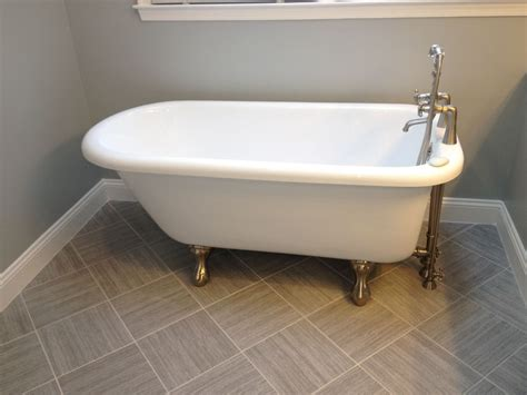 footed bathtub bathroom stunning claw foot tub bathroom to redecorate