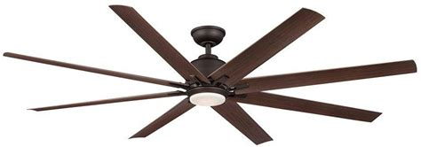 kensgrove 72 in led indoor outdoor espresso bronze ceiling fan the characteristics of large ceiling fans cool ideas for