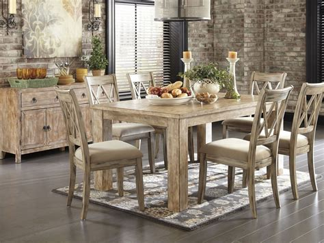 Whitewash Dining Room Set by Dining Room White Wash Dining Room Set 00019 White Wash