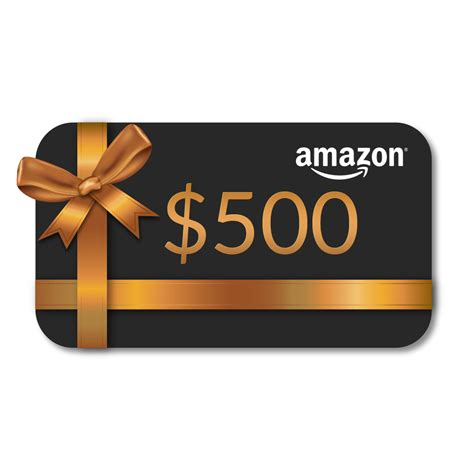 Win A 500 Amazon Gift Card - free 500 gift card advertise robot web design seo