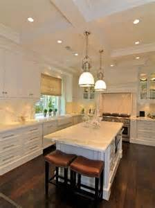 Kitchen Overhead Lighting Ideas by 17 Best Images About Kitchen Ceiling Lights On Pinterest