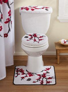 Cherry Blossom Bathroom Set by Mainstays Pink Blossom Fabric Shower Curtain Cherries Walmart And Pink