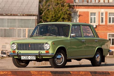 The Lada Lada Schiguli