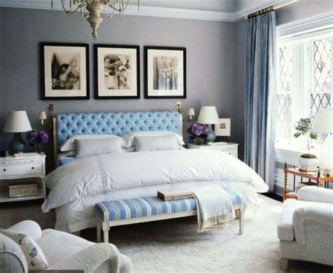 Blue And Gray Bedrooms by Blue And Turquoise Accents In Bedroom Designs 39 Stylish