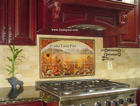 kitchen backsplash tile murals kitchen backsplash tile murals by paul studio by